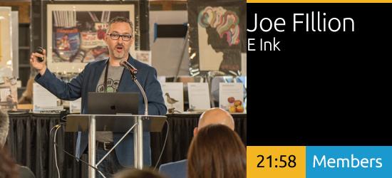 Joe Fillion - Future Trends: Designing For The I.O.T. Age