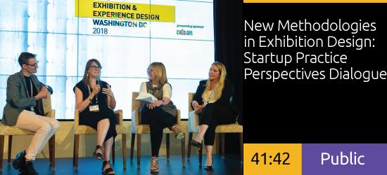 New Methodologies in Exhibition Design: Startup Practice Perspectives Dialogue