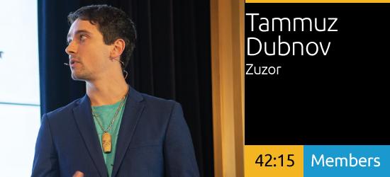 Tammuz Dubnov: Immersive Activations