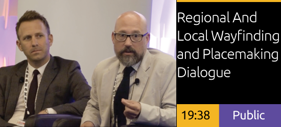 Regional and Local Wayfinding and Placemaking Dialogue