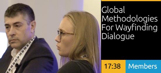 Global Methodologies For Wayfinding  Dialogue