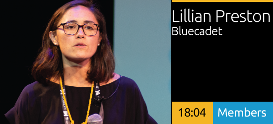 Lillian Preston: Immersive & Interactive Storytelling for Cultural & Consumer-centric Experiences