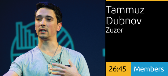 Tammuz Dubnov: Global Perspectives in Storytelling