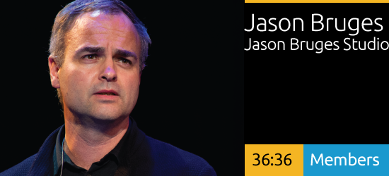 Jason Bruges: The Future of Connecting People to Place
