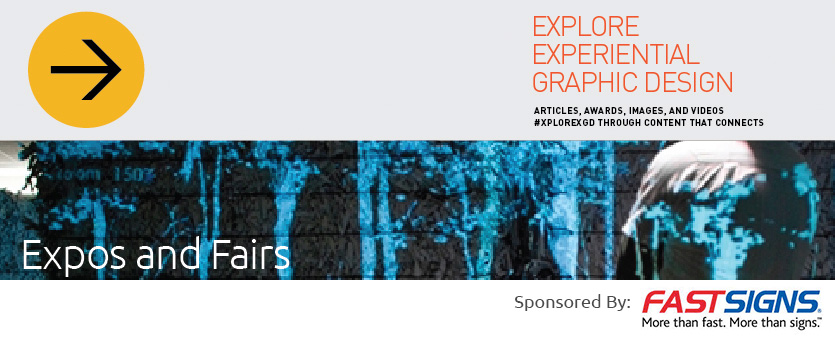 SEGD Content about Expos and Fairs