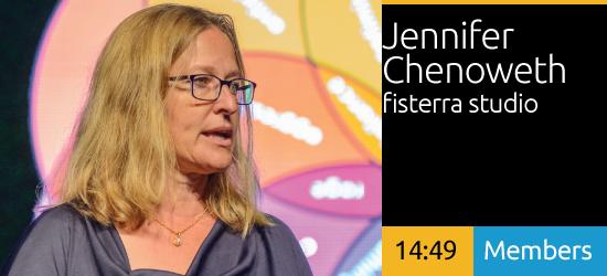 Jennifer Chenoweth - Change + Place