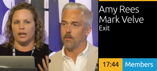 Amy Rees & Mark Velve - Planning Partnerships - Creating A Signage System Test
