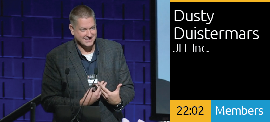 Dusty Duistermars - Connected Places: Technology's Impact on Where and How We Work