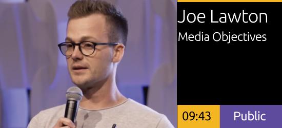 2019 Young Designers Summit - Joe Lawton