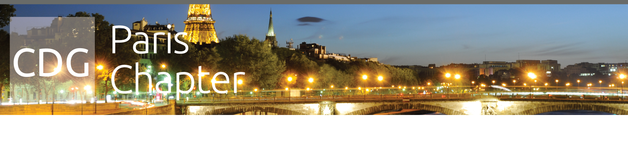 Paris France Header