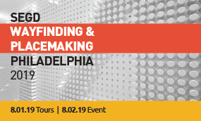 2019 Wayfinding and Placemaking in Philadelphia