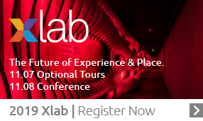 SEGD is hosting Xlab again in 2019. Join us for the most exciting Digital Experience conference on the calendar this year.