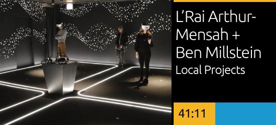 L'Rai Arthur-Mensah & Ben Millstein, Local Projects