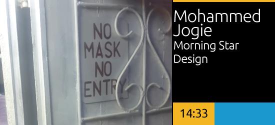 Johannesburg, South Africa, Mohammed Jogie