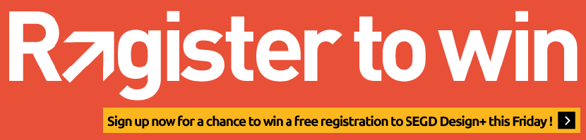 2014 Design Connections Register to Win Banner