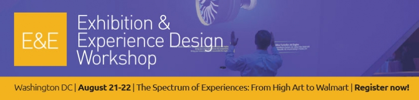 2014 Exhibition and Experience Workshop Header