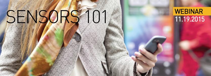 2015 SEGD Webinar Sensors 101