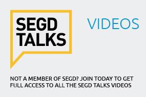 2015 SEGDTALKS VIDEOS Banner