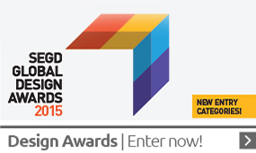 Click to get to the SEGD Global Design Awards Entry Form