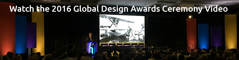Click to view the 2016 SEGD Excellence and Global Design Awards Ceremony