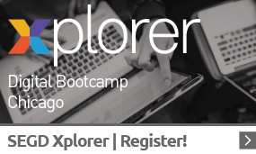 Become a Digital Export at SEGD Xplorer