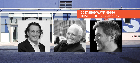Join SEGD Fellows at the 2017 Wayfinding Event