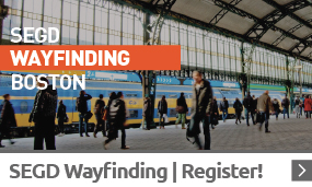 Register Now for 2017 SEGD Wayfinding