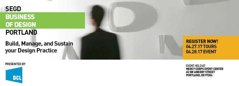 SEGD Business of Design DCL Header
