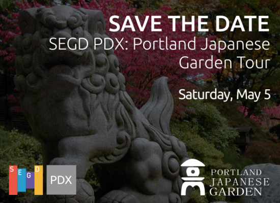 Save the date: Portland Chapter Japanese Garden Tour