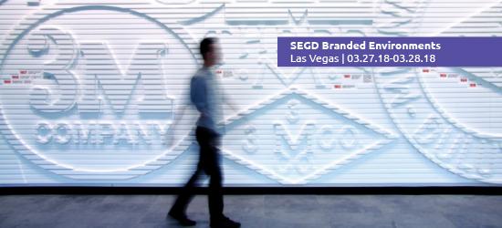 Meet the Speakers for 2018 SEGD Branded Environments