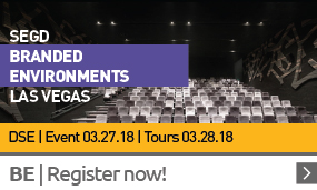 Register to attend 2018 SEGD Branded Environments!