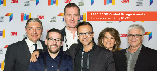The Business Case for Entering the 2018 SEGD Global Design Awards