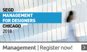Register now to attend 2018 Management for Designers