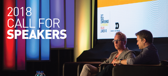 2018 SEGD Call for Speakers
