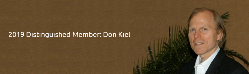 2019 SEGD Distinguished Member: Don Kiel