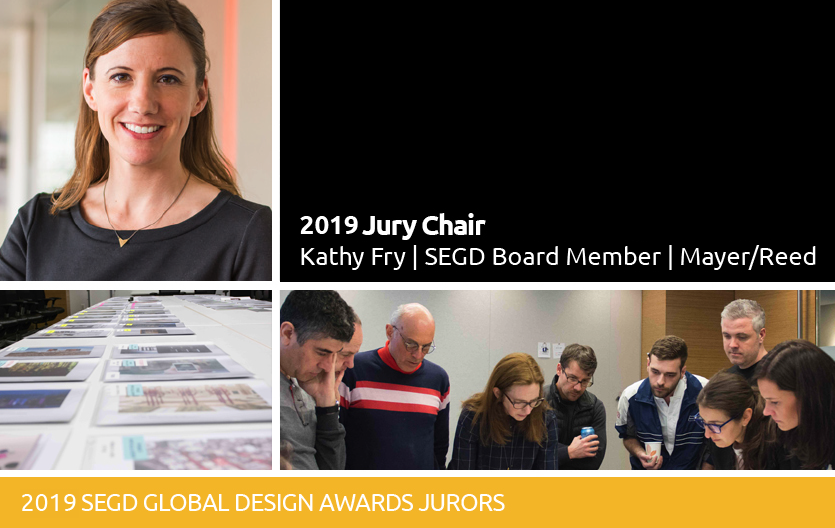 Meet the 2019 SEGD Global Design Awards Jury