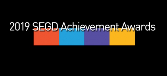 2019 SEGD Fellow and Achievement Award Winners Announced