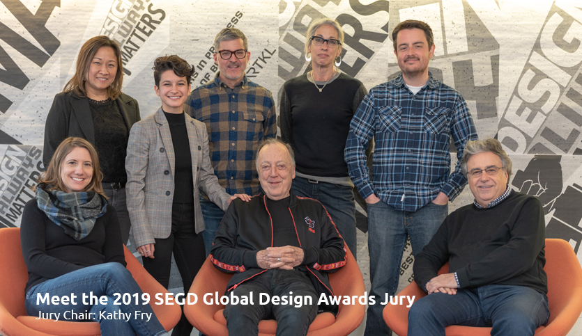 Meet the 2019 Global Design Awards Jury