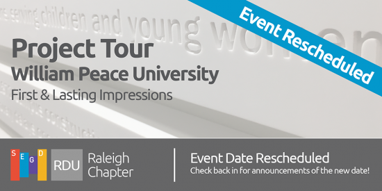Event Rescheduled - Check Back for New Date!