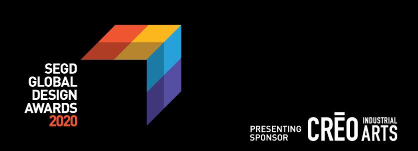2020 Global Design Awards Page Header