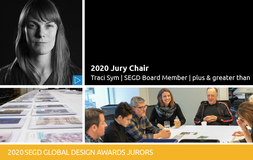 Meet the 2020 SEGD Global Design Awards Jury