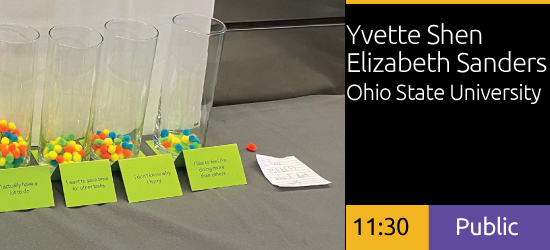 Exploring Experiential Information Environments - Yvette Shen, Elizabeth Sanders