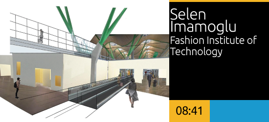 Emerging Designer Haiku #3: Intersection, Selen Imamoglu