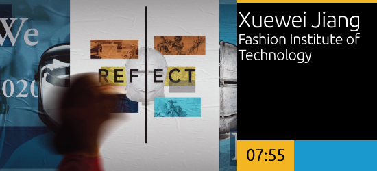 Emerging Designer Haiku #4: REFLECT, Xuewei Jiang