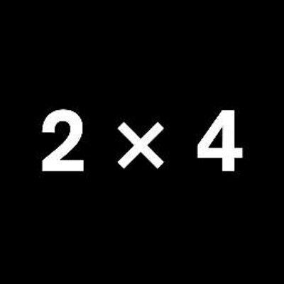 2x4 logo