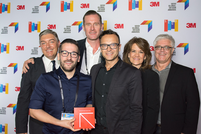 There, 2017 SEGD Global Design Awards, Sydney, Australia