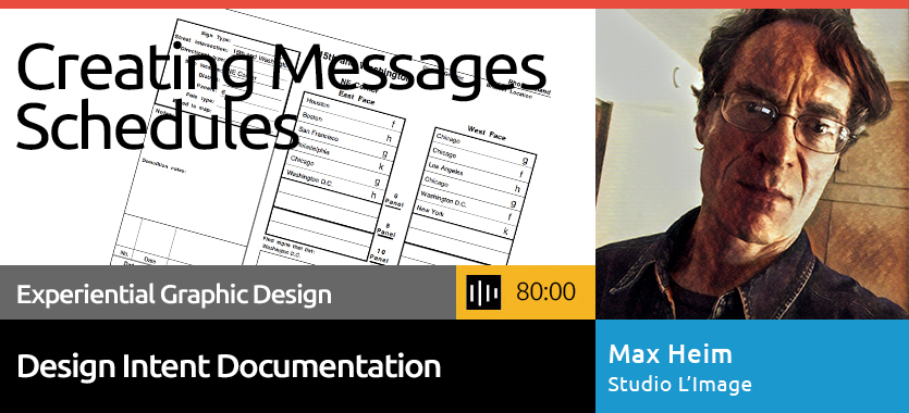 Jack Biesek and Max Heim talk about creating and using messages schedules for SEGD
