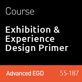 Click to access the SEGD Exoperience & Exhibition Design Podcast
