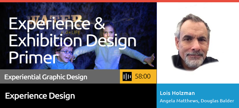Click to access the SEGD Experience and Exhibition Design Podcast