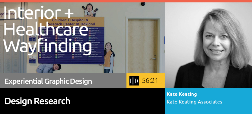 Wayfinding components set the tone with welcoming messages in hospitals and other healthcare facilities. Learn how with Kate Keating.